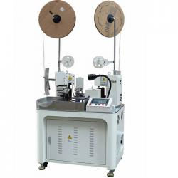 Automatic Double Cable Combined Terminal Crimping Machine WPM-180
