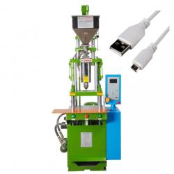 USB Cable Injection Moulding Machine